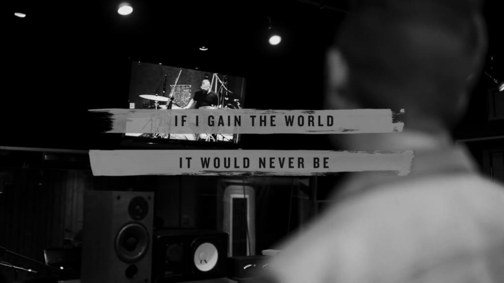 Unspoken – Just Give Me Jesus (Lyric Video)