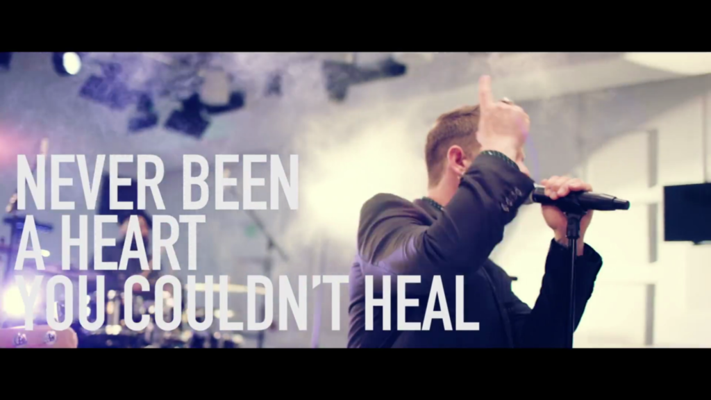 Unspoken – The Cure (Lyric Video)