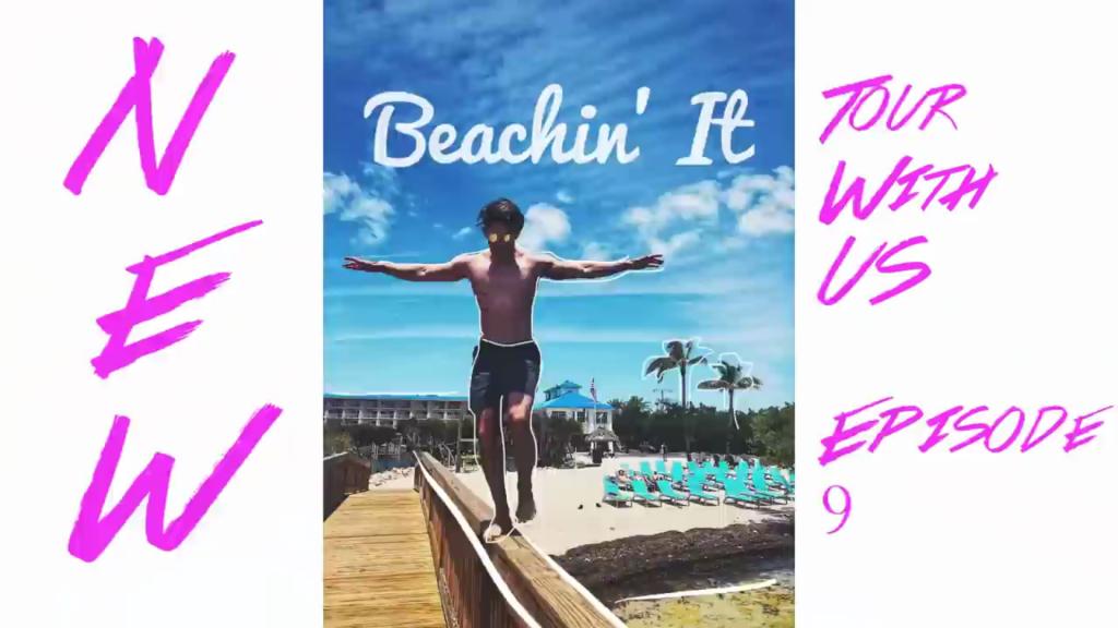 Episode 13 – Beachin' it