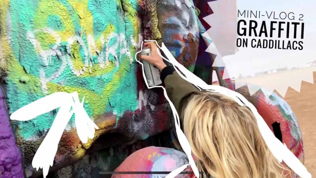 Episode 6 – Graffiti on a Cadillac!