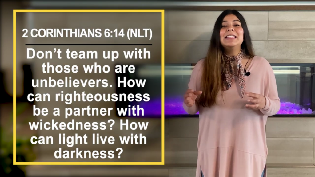 Is It A Sin To Date An Unbeliever?